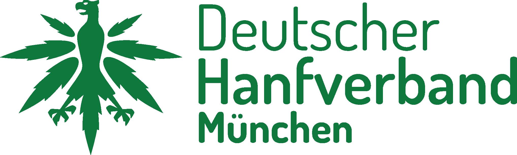 Logo des Deutschen Hanfverbands München